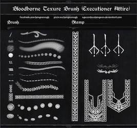 Bloodborne Brush (Executioner Attire) by NguyenHuuHongVan