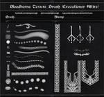 Bloodborne Brush (Executioner Attire)