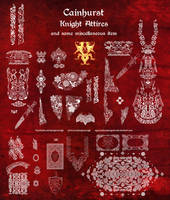 Cainhurst Knight Attire 10062018 by NguyenHuuHongVan