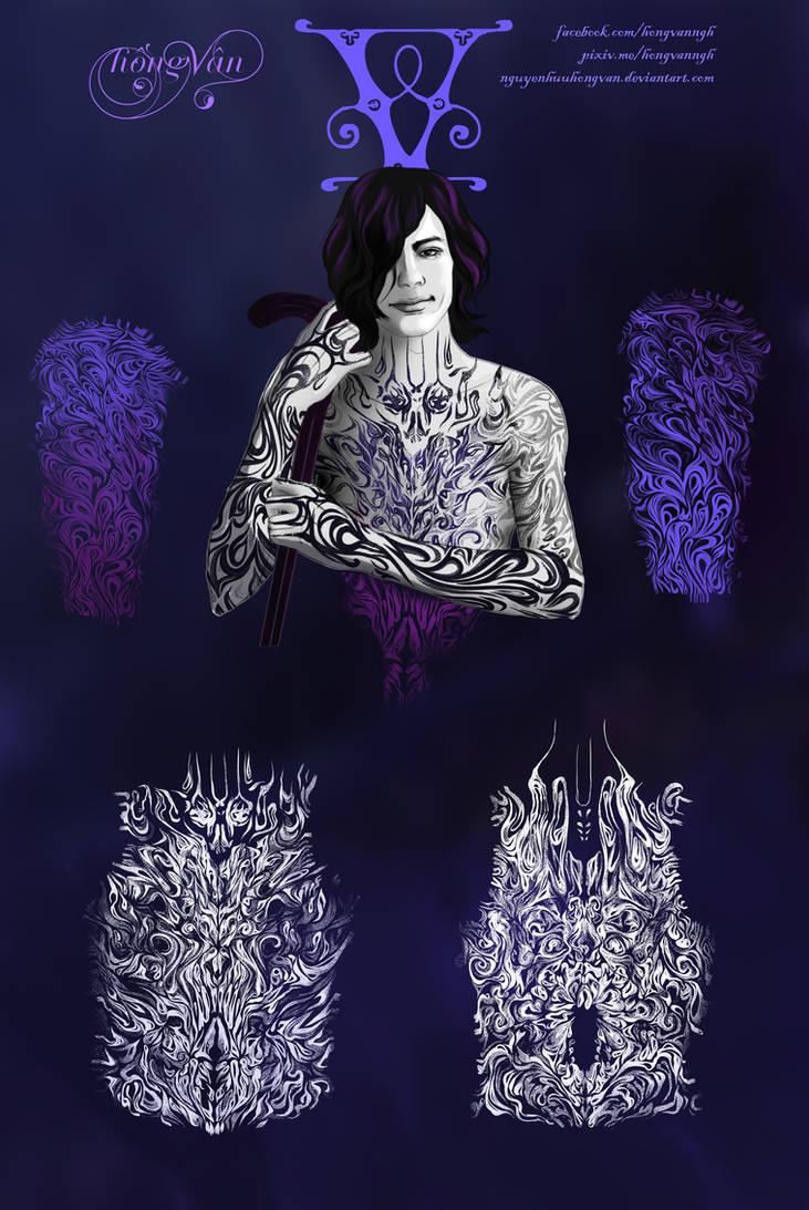Vitale's Tattoo (Update) by NguyenHuuHongVan