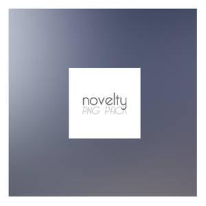 novelty // png pack
