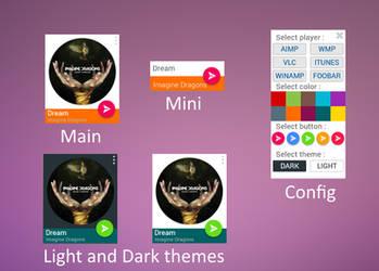 FAB Music Control 1.1 by mndhta