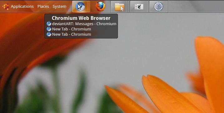 Shinybar1.3.1 for DockbarX