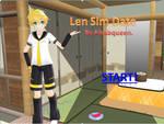 MMD Len sim date
