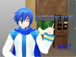 MMD Kaito sim date