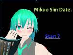 MMD Mikuo Sim Date