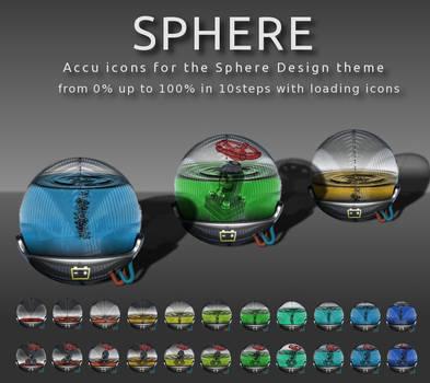 Sphere-accu