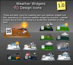 Weather basic icons