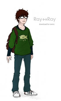 Ray-Ray Comic: Chapter 1