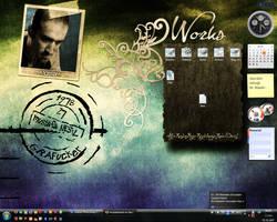 My Screenshot PSD by mustafanesil