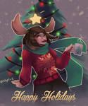 Happy Holidays! (GIF) by Nepluz