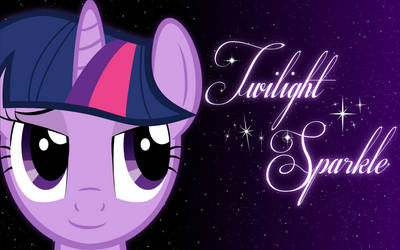 Twilight Sparkle Wallpaper by DemoMare