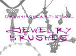 jewelry brushes