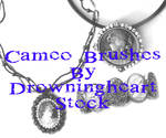 Cameo brushes