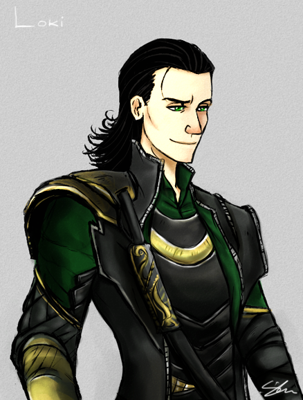 Stark Lover (Loki x Male Reader) [Part 2] by OutlierWriter