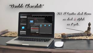 Double Chocolate OSX Dark Theme