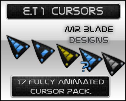 E.T 1 Cursors