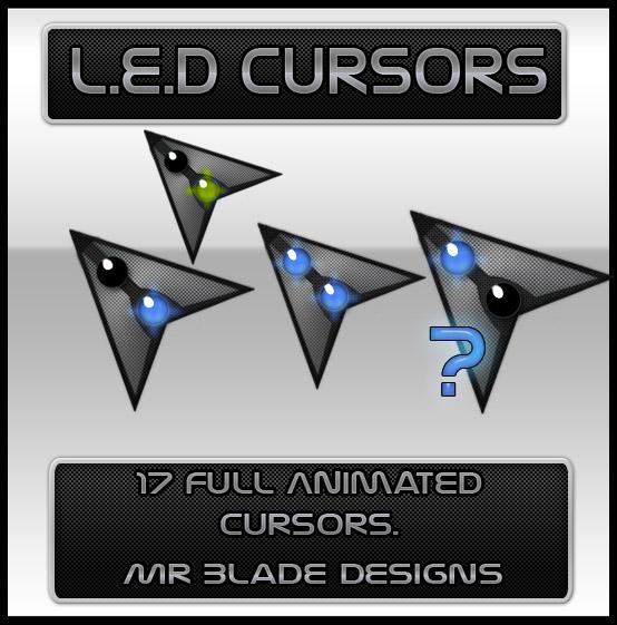 L E D Cursors by Mr-Blade on DeviantArt