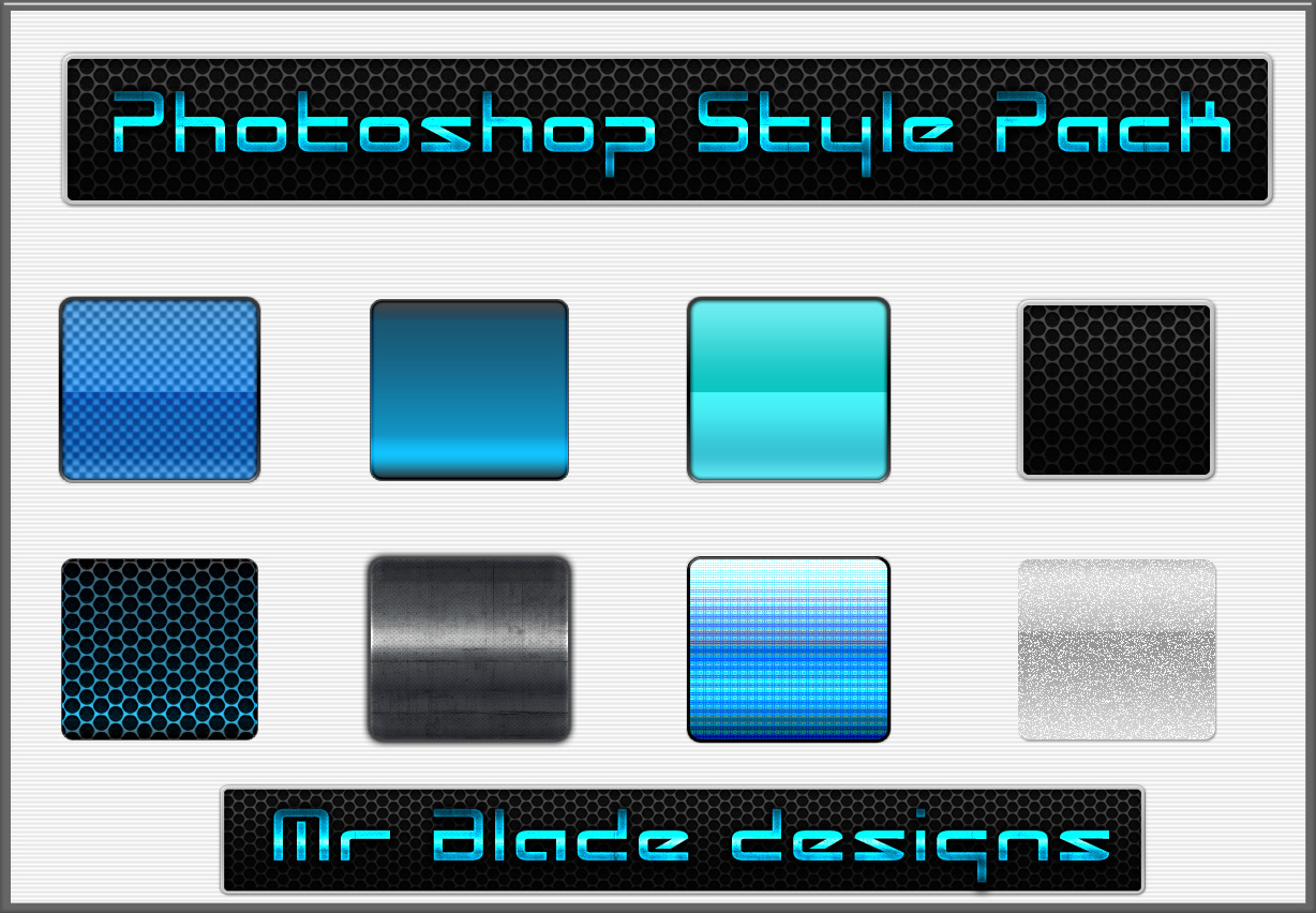 Photoshop Style Pack