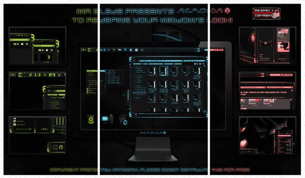 Reactor-X Theme's [Free!]