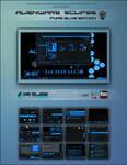 Alienware Eclipse Pure Blue Edition