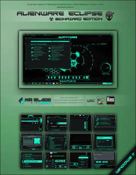 Alienware Eclipse: Biohazard Edition