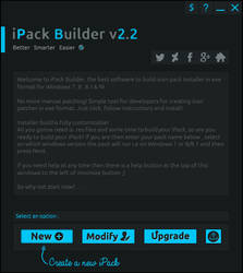 iPack Builder v2.2: Tool for icon customization