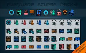 Alienware Eclipse iPack's
