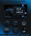 Alienware Eclipse Pure Blue Win 8