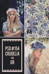 PSD #154 - Crudelia for UR