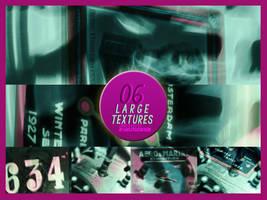 Texture pack 02 - 6 large textures by HayleyGuinevereStock