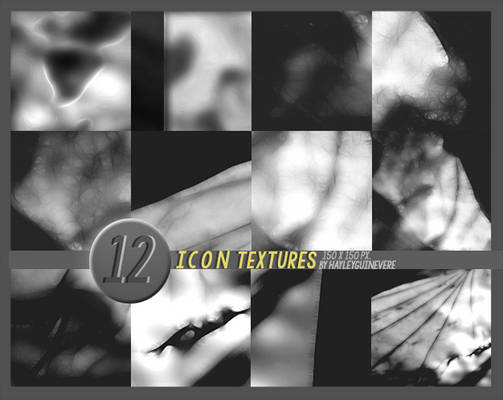 Icon Texture pack 01 -  12  textures