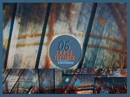 Texture pack 07 - 6 large textures by HayleyGuinevereStock