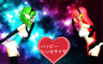 MMD Happy Synthesizer Models DL...
