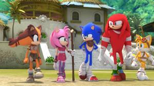 Sonic Boom Episode 25