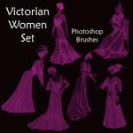Victorian Women Set