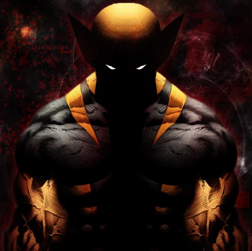 Wolverine by Dualspades