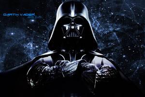 Darth Vader by Dualspades