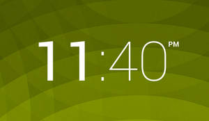 Minimal Clock 1.0