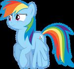 Rainbow Dash flying (S04E03)