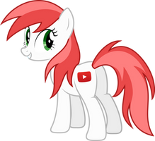 YouTube Pony by DJDavid98