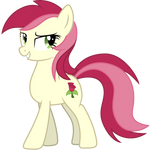 Roseluck Smug (show accurate remake)