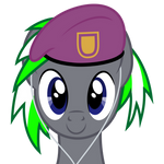 Dashi Beats OC pony