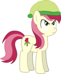 dan543 Collab: Festive Roseluck is upset