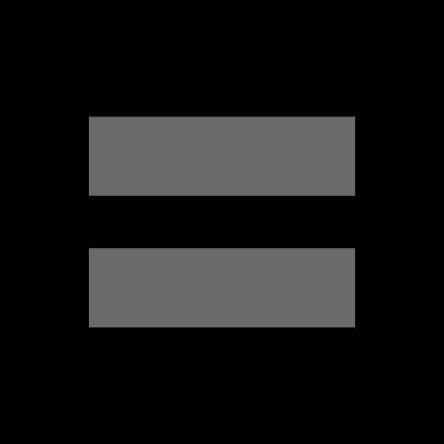 Equality Cutie Mark by DJDavid98