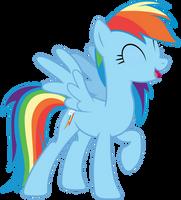 Singing Rainbow Dash (S05E03) by DJDavid98