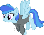 Storm OC pony (show accurate remake)