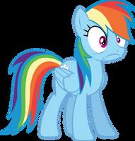 Rainbow Dash - Do Not Want (S05E15) by DJDavid98