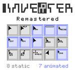 Inverter Remastered cursors