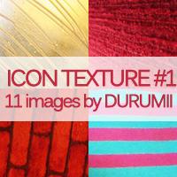 icon texture .1 by durumii